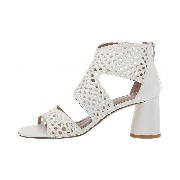 Donald J Pliner ドナルドジェープリナー レディース 女性用 シューズ 靴 ヒール Herra - White Nappa