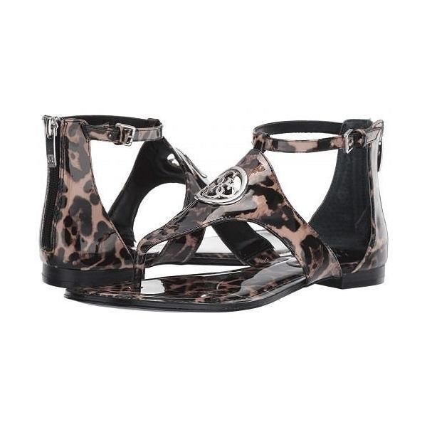 GUESS ゲス レディース 女性用 シューズ 靴 サンダル Jeci - Brown Multi