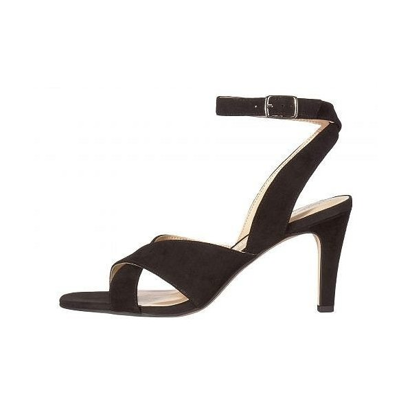SOLE / SOCIETY レディース 女性用 シューズ 靴 ヒール Cassidea - Black Kid Suede