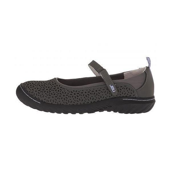 JBU ジェービーユー レディース 女性用 シューズ 靴 フラット Granada - Charcoal Solid