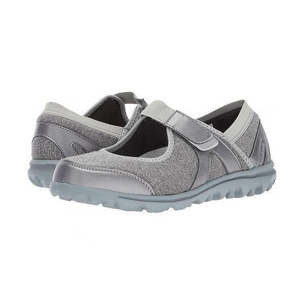 Prop?t プロペット レディース 女性用 シューズ 靴 フラット Onalee - Grey/Silver