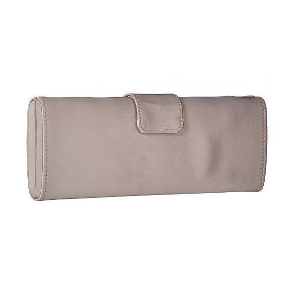 Adrianna Papell アドリアナパペル レディース 女性用 バッグ 鞄 ハンドバッグ クラッチ Salena - Grey/Silver