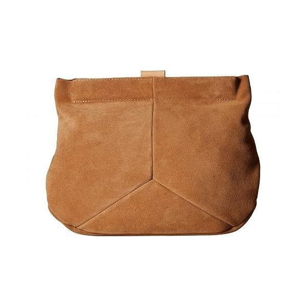 ECCO エコー レディース 女性用 バッグ 鞄 ハンドバッグ クラッチ Ella Clutch - Cashmere