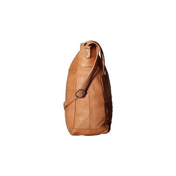 Day & Mood デイアンドムード レディース 女性用 バッグ 鞄 バックパック リュック Palika Hobo - Camel