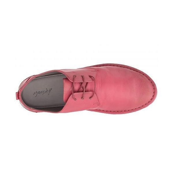 Marsell マーセル レディース 女性用 シューズ 靴 オックスフォード 紳士靴 通勤靴 Gomme Derby - Lobster