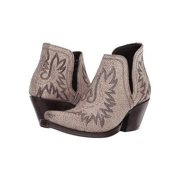 Ariat アリアト レディース 女性用 シューズ 靴 ブーツ アンクルブーツ ショート Dixon - Blanco