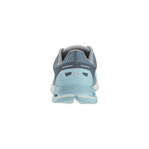 On オン レディース 女性用 シューズ 靴 スニーカー 運動靴 Cloudflyer - Aqua/White