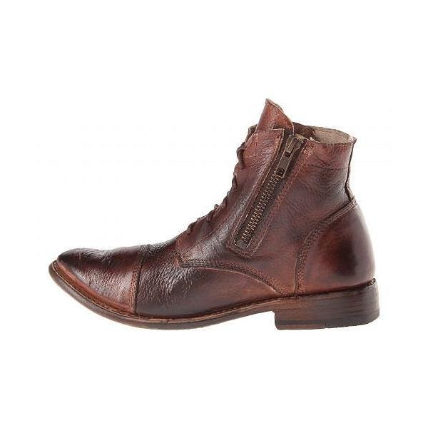 Bed Stu ベッドストゥ レディース 女性用 シューズ 靴 ブーツ レースアップブーツ Bonnie - Teak Rustic