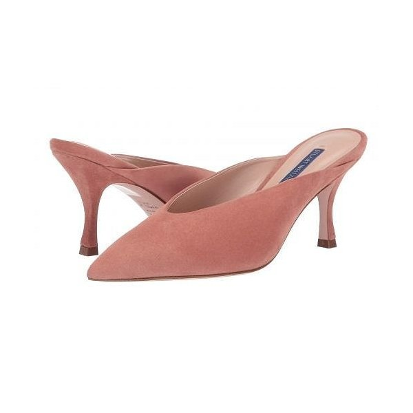 Stuart Weitzman スチュアートワイツマン レディース 女性用 シューズ 靴 ヒール Lulah - Desert Rose Suede