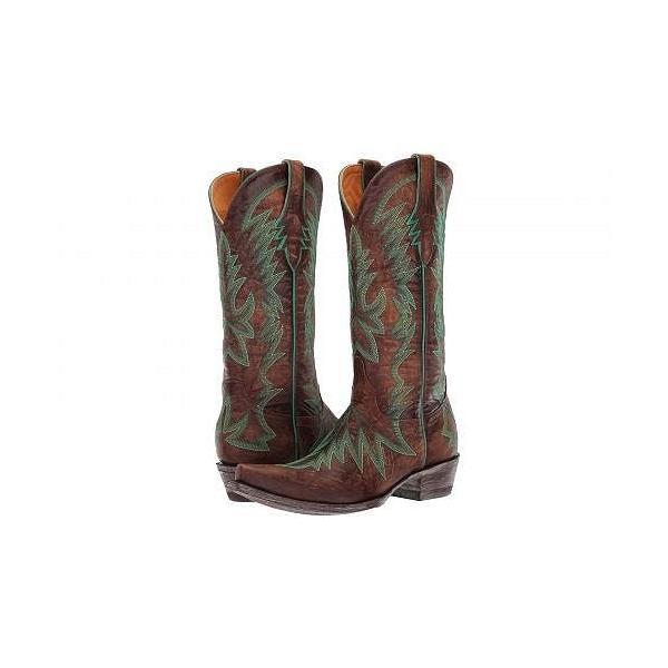 Old Gringo オールドグリンゴ レディース 女性用 シューズ 靴 ブーツ ウエスタンブーツ Moreen - Brass