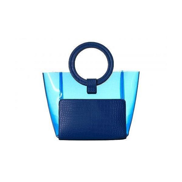 Vince Camuto ヴィンスカムート レディース 女性用 バッグ 鞄 トートバッグ バックパック リュック Clea Small Tote - Blue Surf