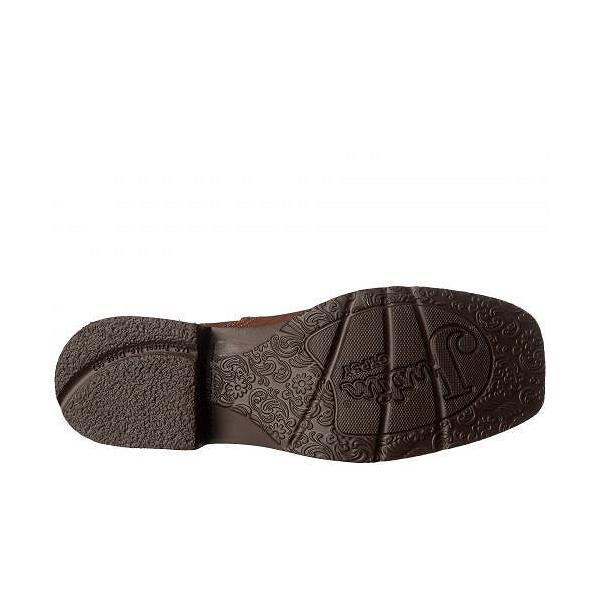 Justin ジャスティン レディース 女性用 シューズ 靴 ブーツ ウエスタンブーツ Raya - Tan Jaguar
