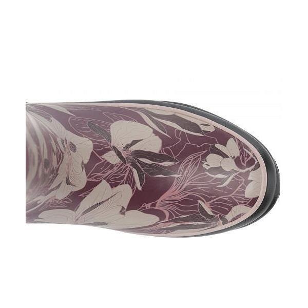 Bogs ボグス レディース 女性用 シューズ 靴 ブーツ レインブーツ Spring Vintage Rain Boot - Violet Multi