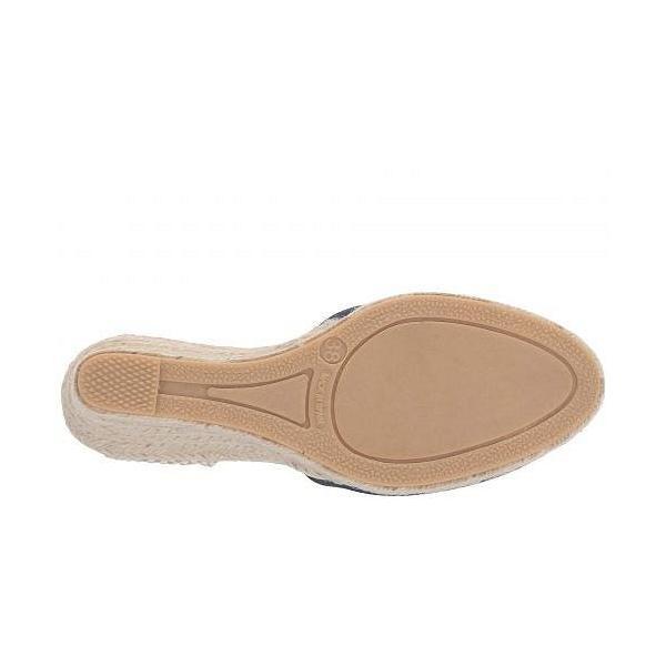 Cordani コルダーニ レディース 女性用 シューズ 靴 ヒール Elisha - Navy Linen