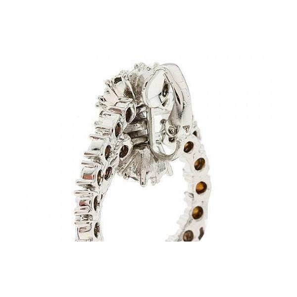 Kenneth Jay Lane ケネスジェイレーン レディース 女性用 ジュエリー 宝飾品 イヤリング Doorknocker Earring - Crystal