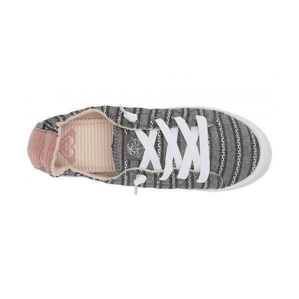 Roxy ロキシー レディース 女性用 シューズ 靴 スニーカー 運動靴 Rory Bayshore - Black Stripe
