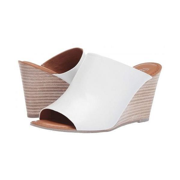 Franco Sarto フランコサルト レディース 女性用 シューズ 靴 ヒール Yasmina - White Nappa Leather