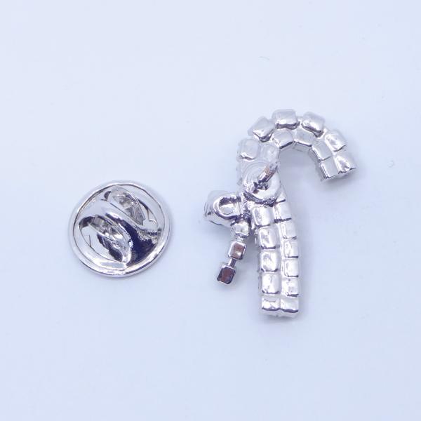 (イマック) imac バッジ ラインストーン ステッキ クリスマス 杖 ホワイト レッド グリーン 143166 imac-jewelry 07