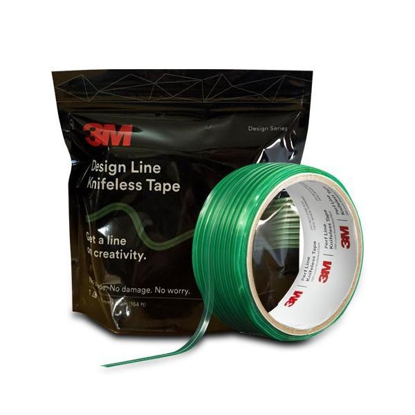 3M ナイフレステープ デザインライン Knifeless Tape   Design Line 幅3.5mm×長さ50m|imagine-style
