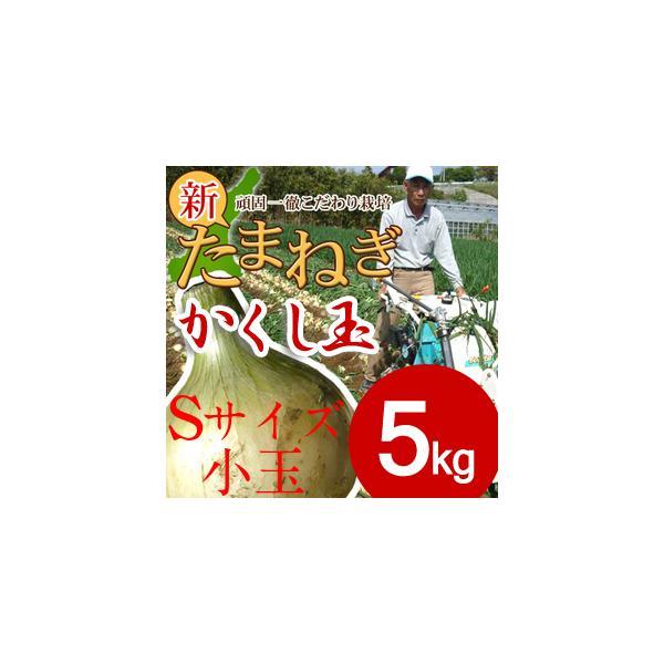 淡路島たまねぎ#かくし玉Sサイズ5k#