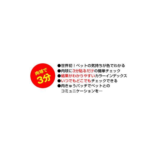 ストレスチェッカー:肉きゅうパッチ(犬用・猫用)〜〒郵送可¥320|imanando|02