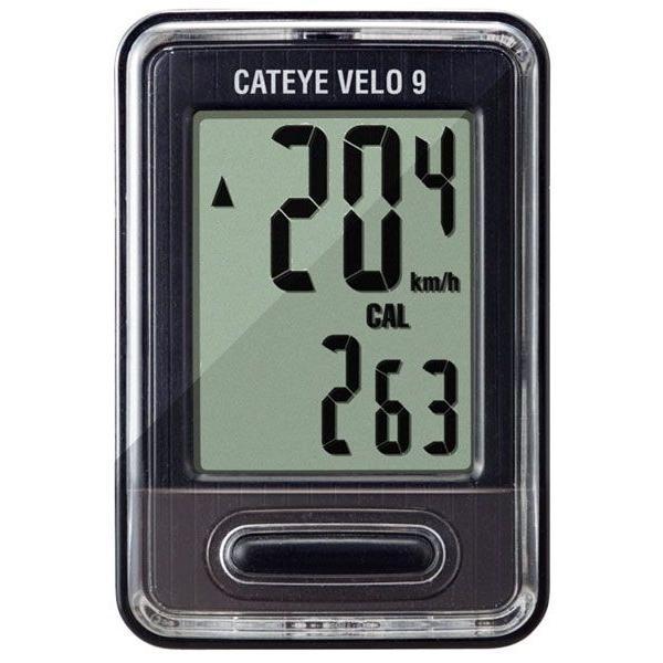 サイコン スピードメーター 自転車メーター CATEYE 入門機 CC-VL820 〒郵送可¥320|imanando