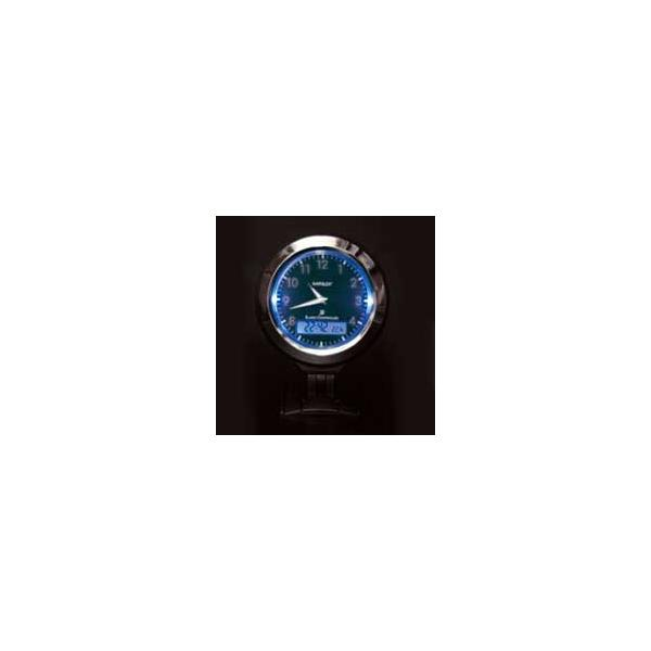 電波時計:ナポレックス車用電波時計Fizz-844〜在庫切れ:〒郵送可¥320|imanando|04