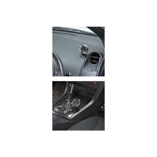 電波時計:ナポレックス車用電波時計Fizz-844〜在庫切れ:〒郵送可¥320|imanando|05