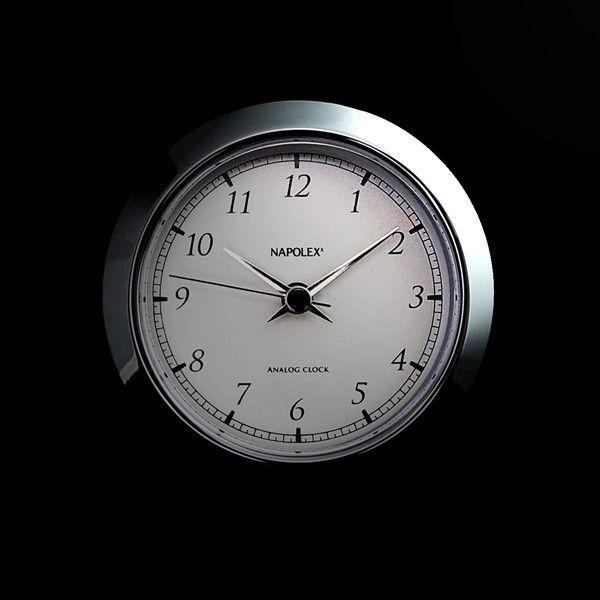 車用時計:ナポレックス製アナログクロックFizz-885〜〒郵送可¥320|imanando|02