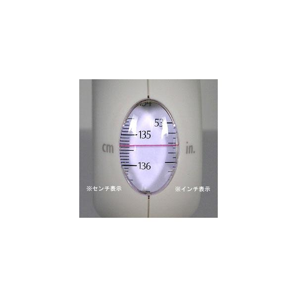 身長計 シンプル アナログ身長計 OG-PD192 壁掛 〒郵送可¥500|imanando|03
