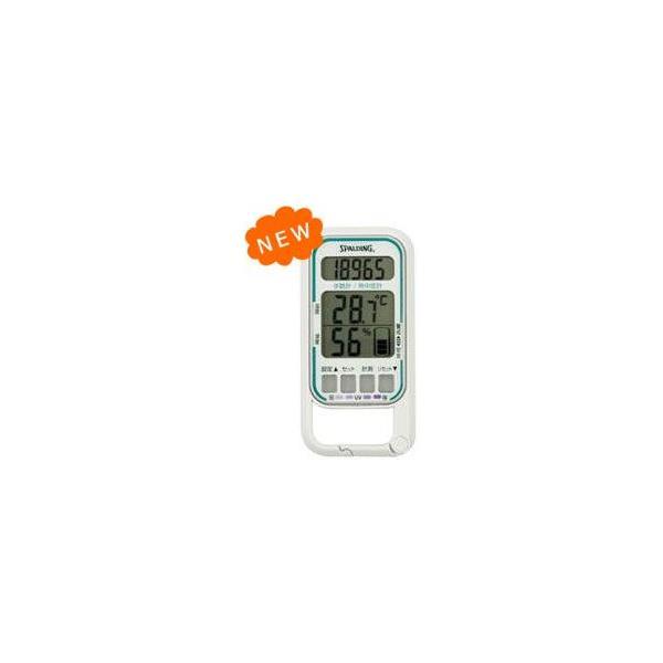 熱中症計つき温湿度計&歩数計&UV計&時計PS370〜〒郵送可¥320|imanando|06