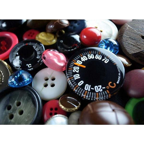 500円玉サイズ 超小型温度計 アナログ 8月下旬入荷予定:〒郵送可¥320|imanando|02