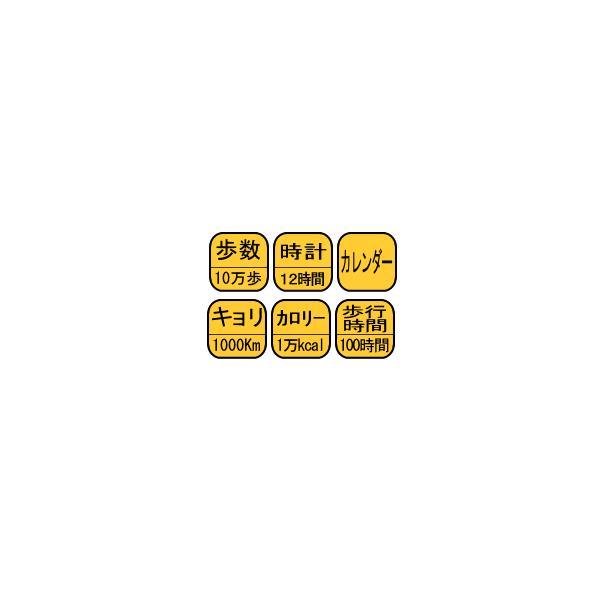 歩数計:ヤマサ腕時計式万歩計「とけい万歩」TM-350〜〒郵送可¥320|imanando|04