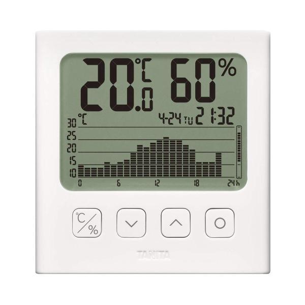 温度計 デジタル グラフ 記録 ログ 過去 保存 デジタル温湿度計 TT-581