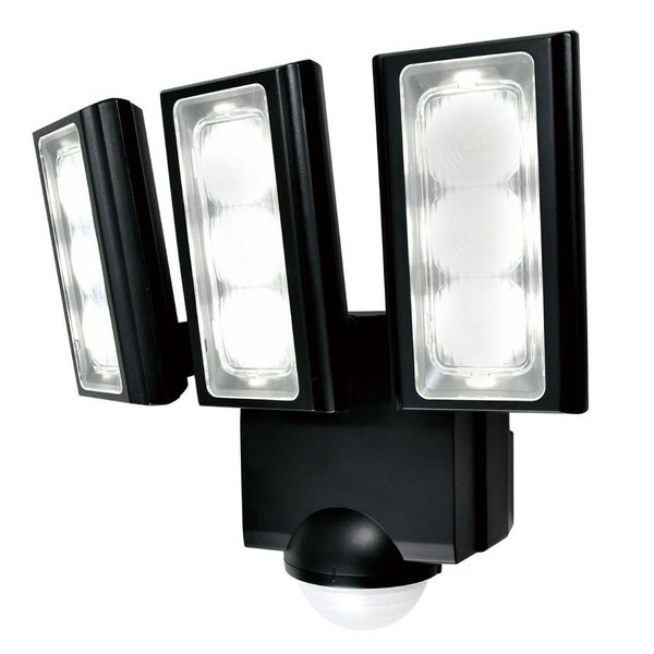 ELPA(エルパ) 屋外用LEDセンサーライト 乾電池式 ESL-313DC(同梱・代引き不可)