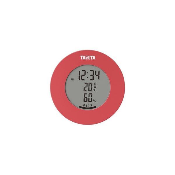 TANITA タニタ デジタル温湿度計 TT-585PK(同梱・代引き不可)