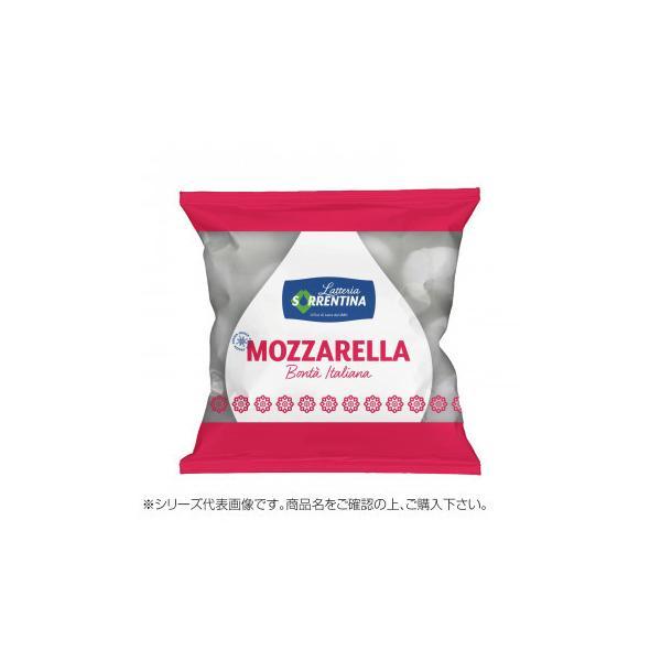ラッテリーア ソッレンティーナ 冷凍 牛乳モッツァレッラ ホール 250g(125g×2個) 16袋セット 2034(同梱・代引き不可)