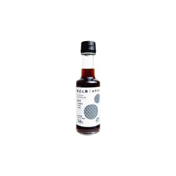 味ぽん酢 ゆずきち 150ml ×12本セット(同梱・代引き不可)