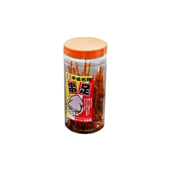 伍魚福 おつまみ ポット 串足 24本×12入り 20050(同梱・代引き不可)