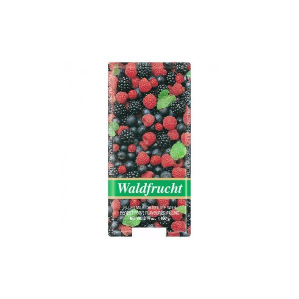ワインリッヒ ミルクチョコレート フォレストフルーツ 100g 120セット(同梱・代引き不可)