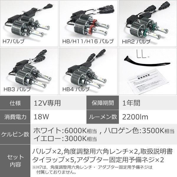 fcl LEDヘッドライト 車用 LEDフルキット H1/H3/H7/H8/H11/H16/HB3/HB4 当店人気商品|imaxsecond|13