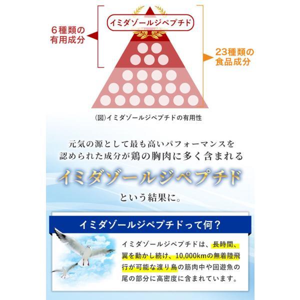 「正規品」イミダゾールジペプチド イミダペプチド ソフトカプセル30粒 お試し イミダゾールペプチド サプリ 栄養補助食品 日本予防医薬 送料無料 通販|imida|14