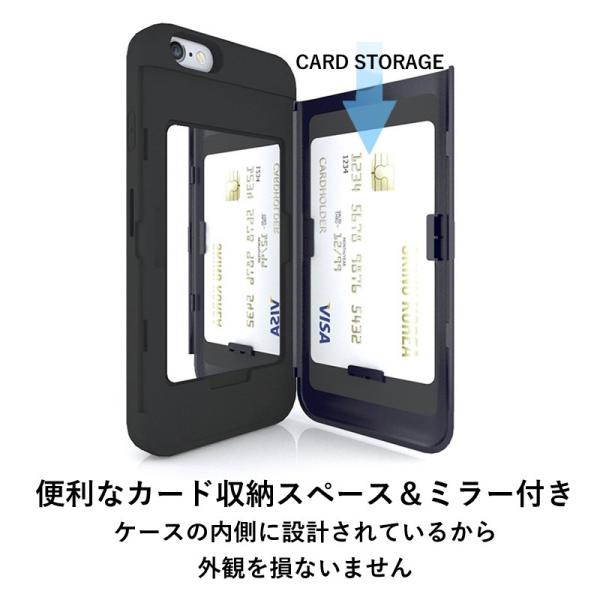 SKINU コカコーラ iPhone11 ケース iphone11pro ケース iphonexs ケース カードミラー スマホケース 送料無料 imobaile 03