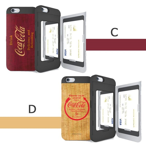 SKINU コカコーラ iPhone11 ケース iphone11pro ケース iphonexs ケース カードミラー スマホケース 送料無料 imobaile 06