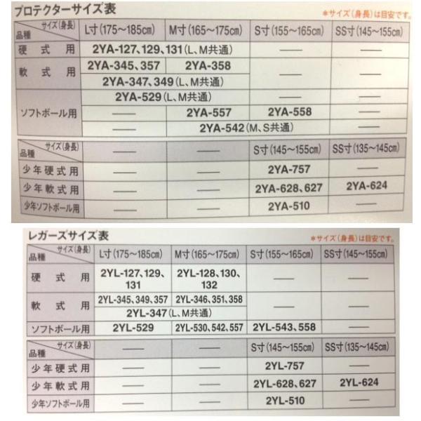 MIZUNO ミズノ 野球 ベ−スボール 用品 キャッチャーズギア 捕手用 1DJPS100 ソフトボール用プロテクター|imoto-sports|03