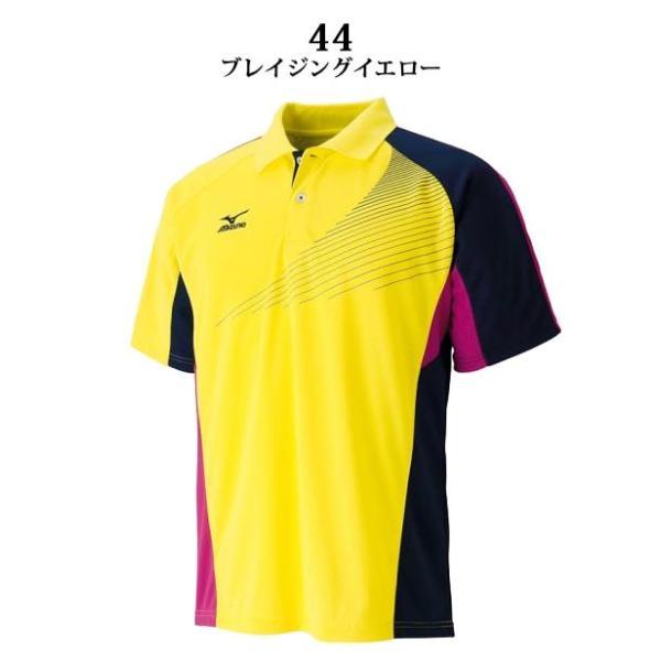 ミズノ スポーツウエア ドライサイエンス/ゲームシャツ ラケットスポーツ 62JA6012 MIZUNO スタンダードなシルエット 男女兼用 ジュニアサイズも対応|imoto-sports|04