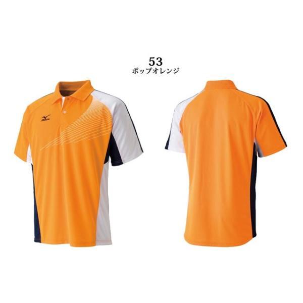 ミズノ スポーツウエア ドライサイエンス/ゲームシャツ ラケットスポーツ 62JA6012 MIZUNO スタンダードなシルエット 男女兼用 ジュニアサイズも対応|imoto-sports|05