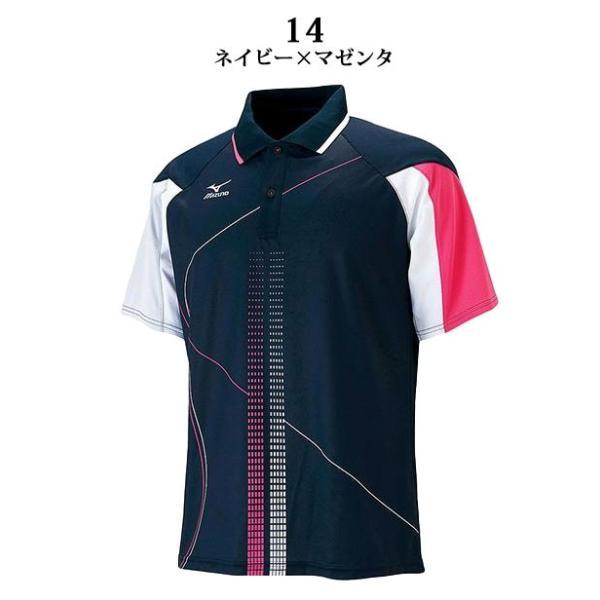 ミズノ スポーツウエア ドライサイエンス/ゲームシャツ ラケットスポーツ 62MA5016 MIZUNO 様々な機能を搭載 男女兼用 imoto-sports 02