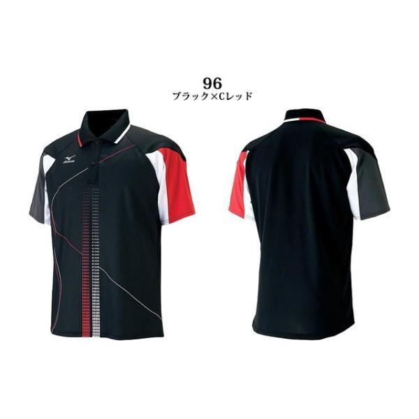 ミズノ スポーツウエア ドライサイエンス/ゲームシャツ ラケットスポーツ 62MA5016 MIZUNO 様々な機能を搭載 男女兼用 imoto-sports 05