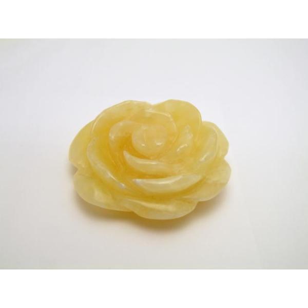 薔薇の置物 アラゴナイト 1個売り 40mm前後 パワーストーン プチギフト 転勤 退職 お礼 母の日 敬老の日 ギフト